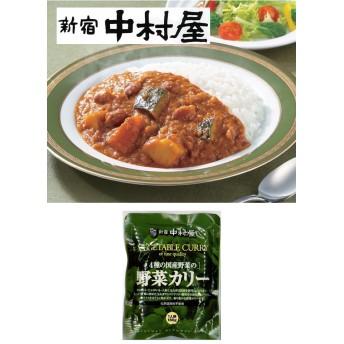 マルシェセレクト 4種の国産野菜の野菜カリー10食入り
