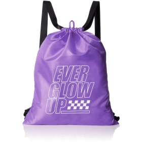 [ウィゴー] WEGO プチ プライス プリント ナップザック バッグ FREE フリーサイズ パープル レディース