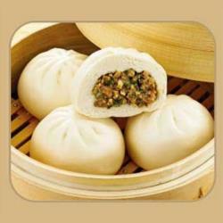 原鄉人-香菇脆筍肉包 超大粒飽嘴 10入130g 粒