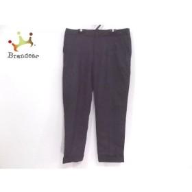 ダーマコレクション DAMAcollection パンツ サイズ73-97 レディース 黒×グレー 新着 20190825
