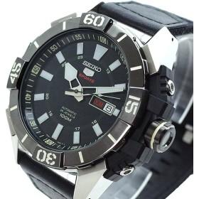 セイコー SEIKO 腕時計 メンズ SRP799K1 SEIKO5 自動巻き ブラック
