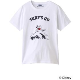 INSHORE インショア 【UNISEX】【SURF MICKEY】Tシャツ SURF'S UP