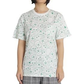 ガチャピン tシャツ ムック メンズ レディース ユニセックス jea8311 L グリーン54