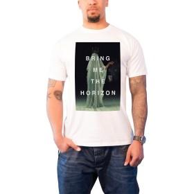 Bring Me The Horizon ブリング・ミー・ザ・ホライズン Cloaked band logo 公式 メンズ Tシャツ 全サイズ