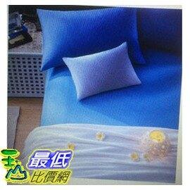 [COSCO代購 如果售完謹致歉意] Caliphil 單人素色床包組 105 X 186 X 25 公分 _W108446