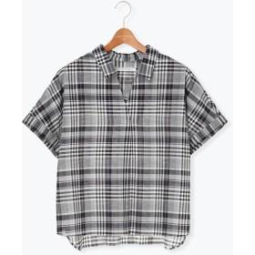 【6,000円(税込)以上のお買物で全国送料無料。】60ローンスキッパーシャツ SS