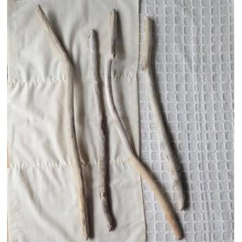 長い流木 4本セット 63cm~75cm