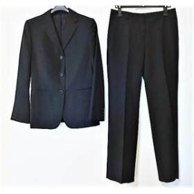 ユナイテッドアローズ UNITED ARROWS レディースパンツスーツ サイズ40 M レディース 黒 WORK FOR HOLIDAY【中古】