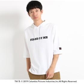 [マルイ]【セール】スタンドバイミー5分袖パーカTシャツ/ザ ショップ ティーケー(メンズ)(THE SHOP TK Mens)