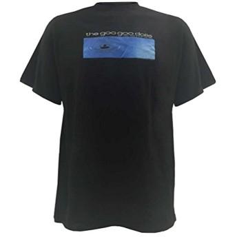 Hanesグー・グー・ドールズJunior 'sウォータードロップバンドConcert Tee Tシャツ、ブラック。グー・グー・ドールズ カラー: ブラック