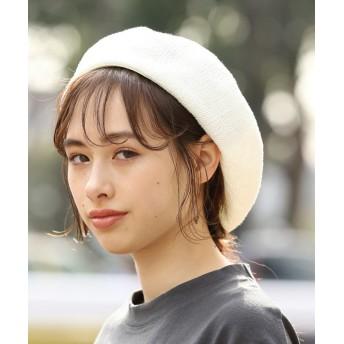 【60%OFF】 ビス サーモベレー帽 レディース ホワイト(10) F 【ViS】 【タイムセール開催中】