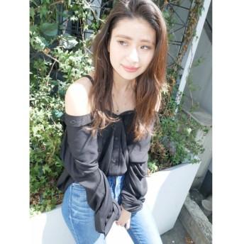 ジェイダ 3WAYキャミソールシャツ レディース ブラック F 【GYDA】