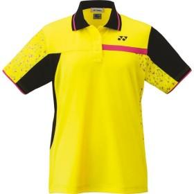 Yonex(ヨネックス) ゲームシャツ ウィメンズ 20486 ライトイエロー S