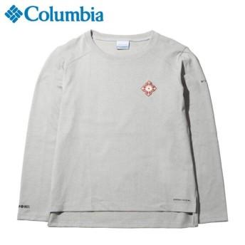 コロンビア Tシャツ 長袖 レディース トゥリースワロー LS クルー PL3312 039 Columbia