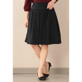 TO BE CHIC 【Sサイズ~】ピーチスエードスカート その他 スカート,ブラック
