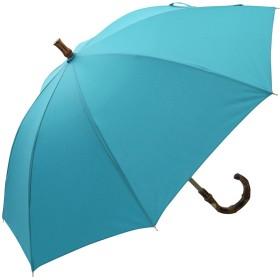 HELIOPOLE エリオポール 【Traditional Weatherwear】BAMBOO GOLD UMBRELLAS/傘(晴雨兼用) ターコイズ
