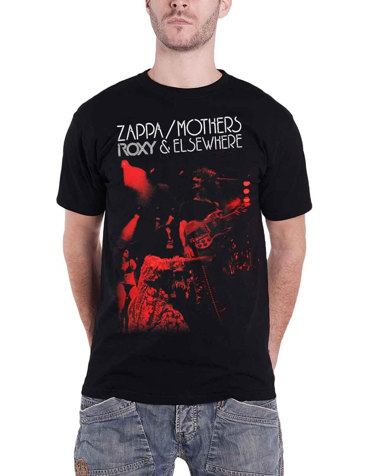 Blue NEW /& OFFICIAL! T-Shirt Frank Zappa /'I Like Nipples/'