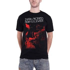 Frank Zappa T Shirt Roxy & Elsewhere 新しい 公式 メンズ Size M