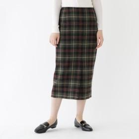 [マルイ] ウールチェックタイトスカート/ドレステリア(レディス)(DRESSTERIOR Ladies)