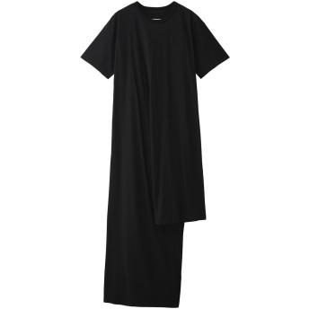 MM6 Maison Margiela エムエム6 メゾン マルジェラ Tシャツドレス ブラック