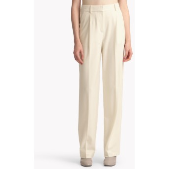 【Theory】Light Saxony 2 Pleat Trouser J