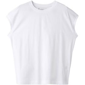 Chaos カオス CRアームレットTシャツ ホワイト
