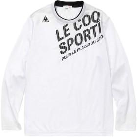 ルコック Tシャツ メンズ 上 le coq sportif 長袖 Lサイズ
