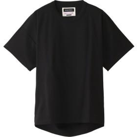 MAISON SPECIAL メゾン スペシャル バックドルマンスリーブTシャツ BLK(ブラック)