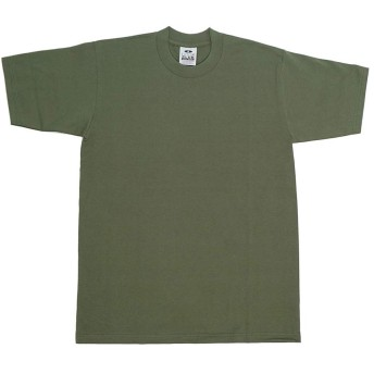 PRO CLUB Tシャツ プロクラブ 半袖Tシャツ 大きいサイズ TEE HEAVY プロクラブ トップス ストリート (3XL, OLIVE)
