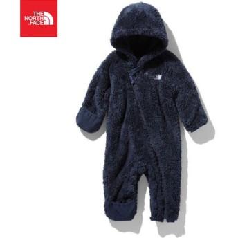 【ノースフェイス】THE NORTH FACE BABY Fleece Suit 【フリーススーツ】NAB71963-UN ベビー マイクロフリース ギフト 19FW tnfak