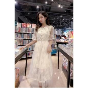 オルチャン ワンピースドレス レディース 同窓会 パーティードレス オル 二次会 成人式 ファッション お呼ばれドレス 結婚式
