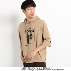 [マルイ]【セール】ロッキー5分袖パーカTシャツ/ザ ショップ ティーケー(メンズ)(THE SHOP TK Mens)