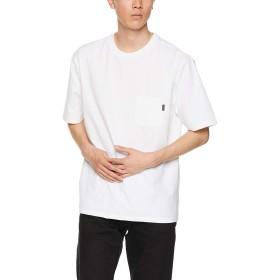 [ザ・ノース・フェイス] Tシャツ ショートスリーブエアリーポケットティー メンズ ホワイト 日本 XL (日本サイズXL相当)