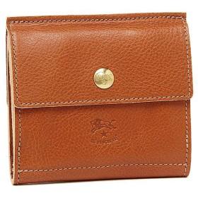 [イルビゾンテ] 財布 レディース IL BISONTE C0910 P 145 2つ折り財布 CARAMEL [並行輸入品]