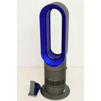 【中古】ダイソンDyson Hot+Coolホットアンドクール ファンヒーター エアマルチプライアー AM09 IB 扇風機