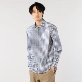 [マルイ]【セール】T/CギンガムBDシャツ/フレディ&グロスター メンズ(FREDY&GLOSTER)
