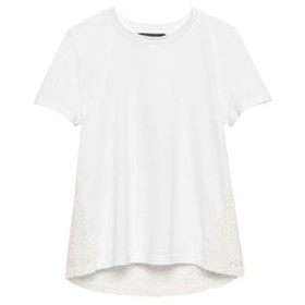 【バナナ・リパブリック:トップス】アイレットバックtシャツ