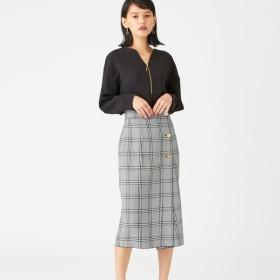 [マルイ]【セール】◆FC TR/チェック リバーシブルタイトスカート/エメル リファインズ(EMMEL REFINES)