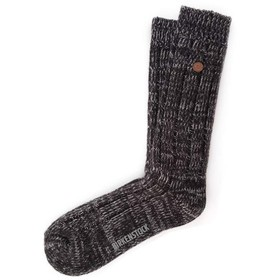 [ビルケンシュトック] メンズ レディース ソックス S(24cm) S-Anthracite birk-socks [並行輸入品]