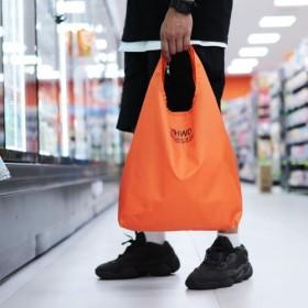 グリーンショッピングバッグ用のマッチウッドの再利用可能なバッグ