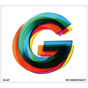 ポニーキャニオンGLAY / NO DEMOCRACY (CD+DVD盤)【CD+DVD】PCCN-00037