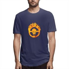 Tシャツ マッドマックス 怒りのデス・ロード 半袖 メンズ トップス 吸汗 通気 アウトドア 男性 学生 カジュアル 夏服 おしゃれ 綿100%