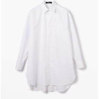 【トゥモローランド/TOMORROWLAND】 Editon コットンポリエステル ビッグシャツ
