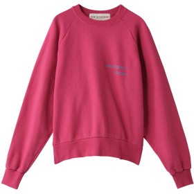 Shinzone シンゾーン コモンスウェット刺繍プルオーバー ピンク
