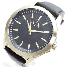 アルマーニエクスチェンジ ARMANI EXCHANGE 腕時計 メンズ AX2636 クォーツ ブラック