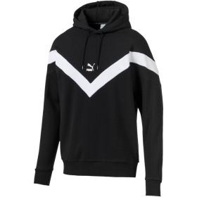 【プーマ公式通販】 プーマ ICONIC MCS フーディー メンズ Puma Black-White combo |PUMA.com