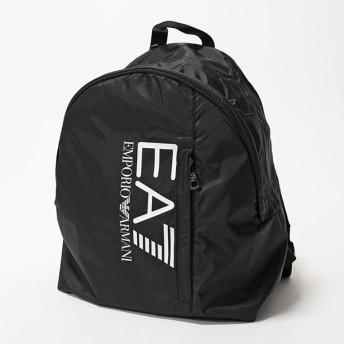 EA7 EMPORIO ARMANI イーエーセブン エアセッテ エンポリオアルマーニ 275667 CC733 バックパック リュック ナイロン バッグ 00020/BLACK メンズ