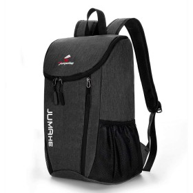 大容量 コンピューターバッグ軽量 両用 ユニセックス 軽量 アウトドア ファッション レジャー 学生鞄通学通勤レジャー鞄 リュック リュックサック盗難防止 パスワードローク 大容量 バックパック (Black)
