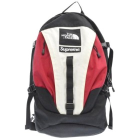SUPREME(シュプリーム)×THE NORTH FACE 18AW Expedition Backpack ザノースフェイス バックパック