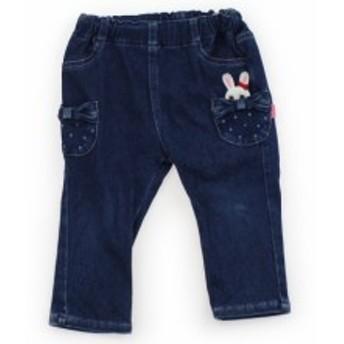 【ミキハウス/mikiHOUSE】パンツ 80サイズ 女の子【USED子供服・ベビー服】(454480)